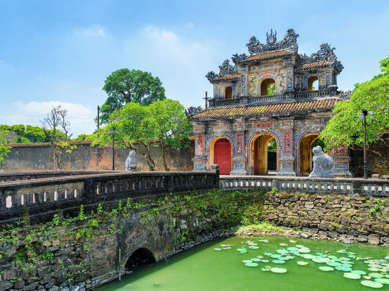Vietnam Past & Present
