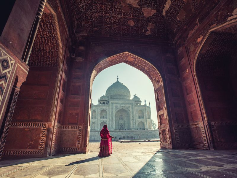 Palaces, Bazaars & Bollywood Blockbusters