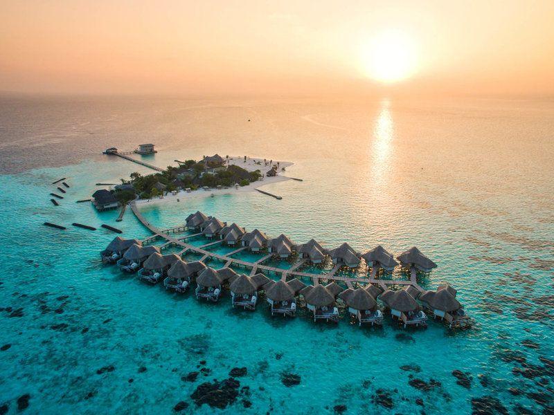 Postcard Perfect Maldives