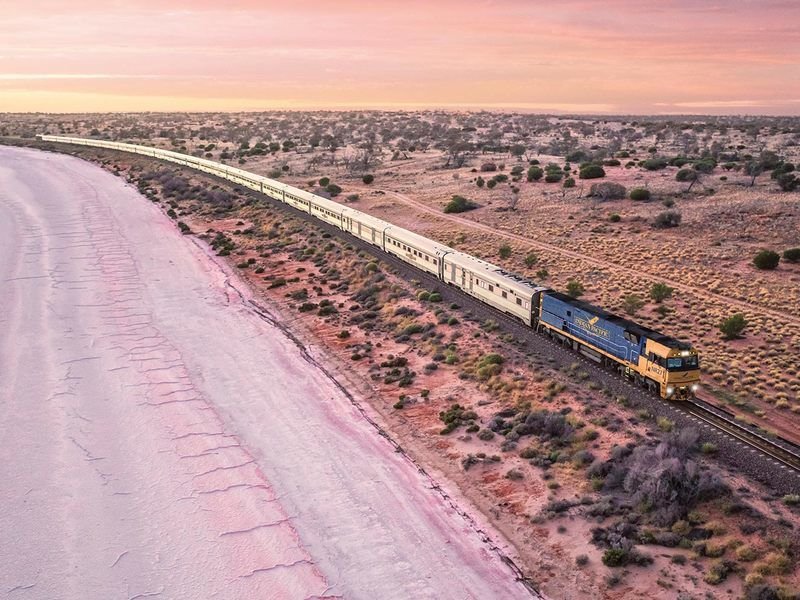 Picturesque Perth & the Indian Pacific