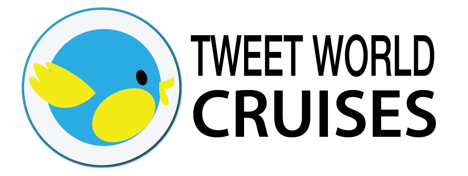 Tweet World Cruises