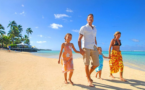 COOK ISLANDS - The Rarotongan Beach Resort Family Special