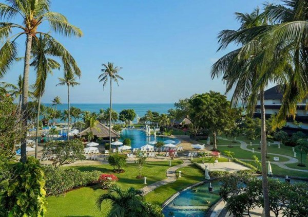 BALI, SOUTH KUTA - Discovery Kartika Plaza Hotel