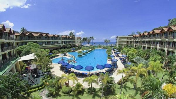 PHUKET - Marriott Resort & Spa Merlin Beach