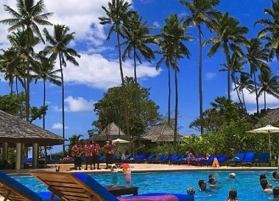 FIJI - The Naviti Resort