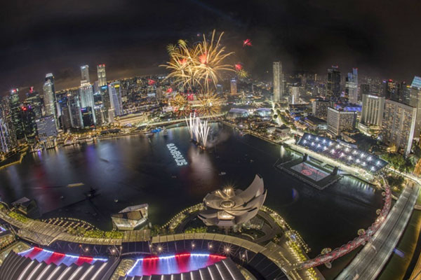 2019 Formula 1 Singapore Grand Prix
