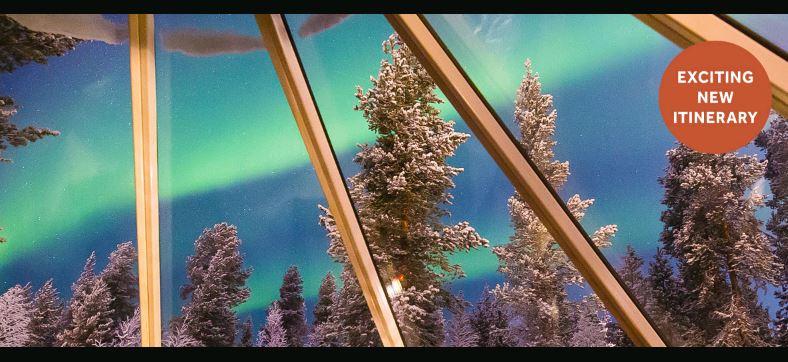 Northern Lights of Scandinavia