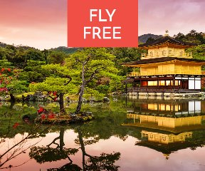 Fly Free to Asia
