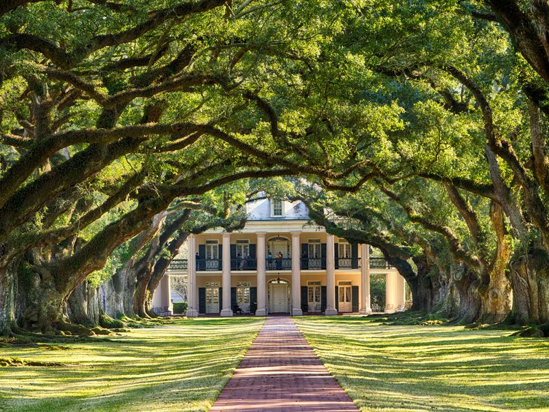 Heart of the Deep South
