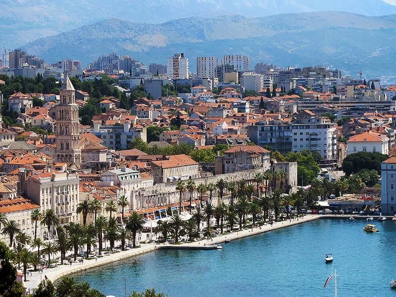 Croatias Dalmatian Coast