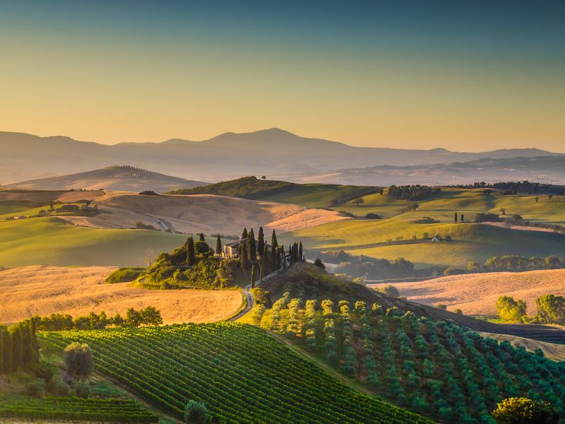Country Roads of Umbria & Tuscany