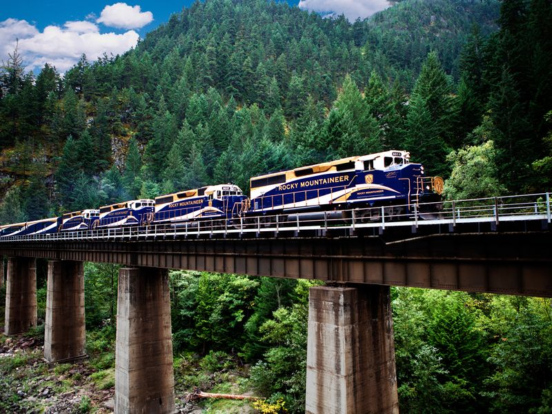 Sunrise Rocky Mountaineer Offer