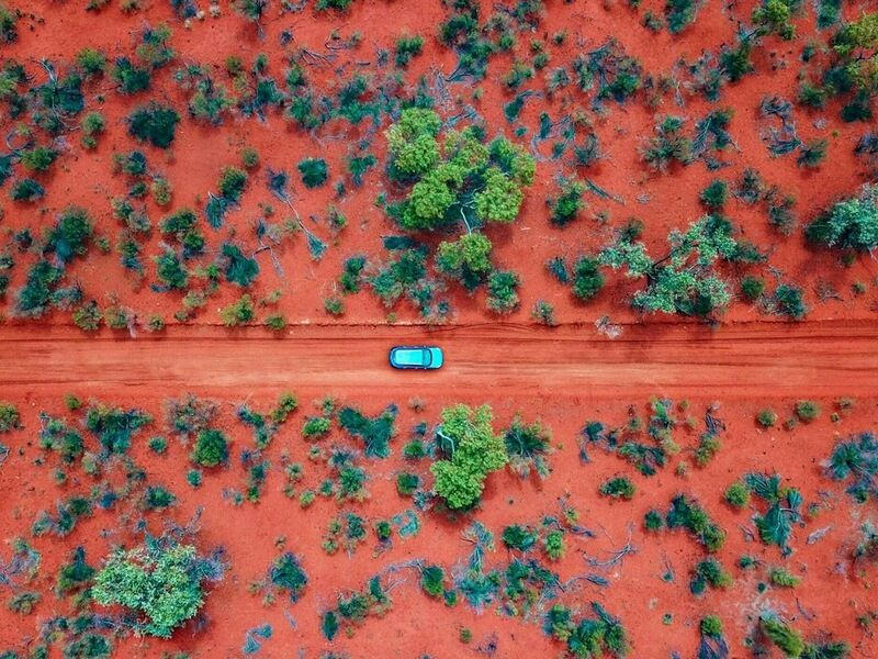 Treasures of The Northern Territory and South Australia