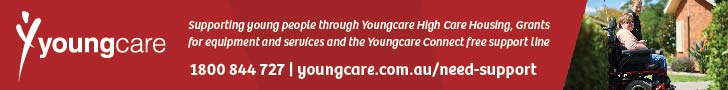 Youngcare - listing banner