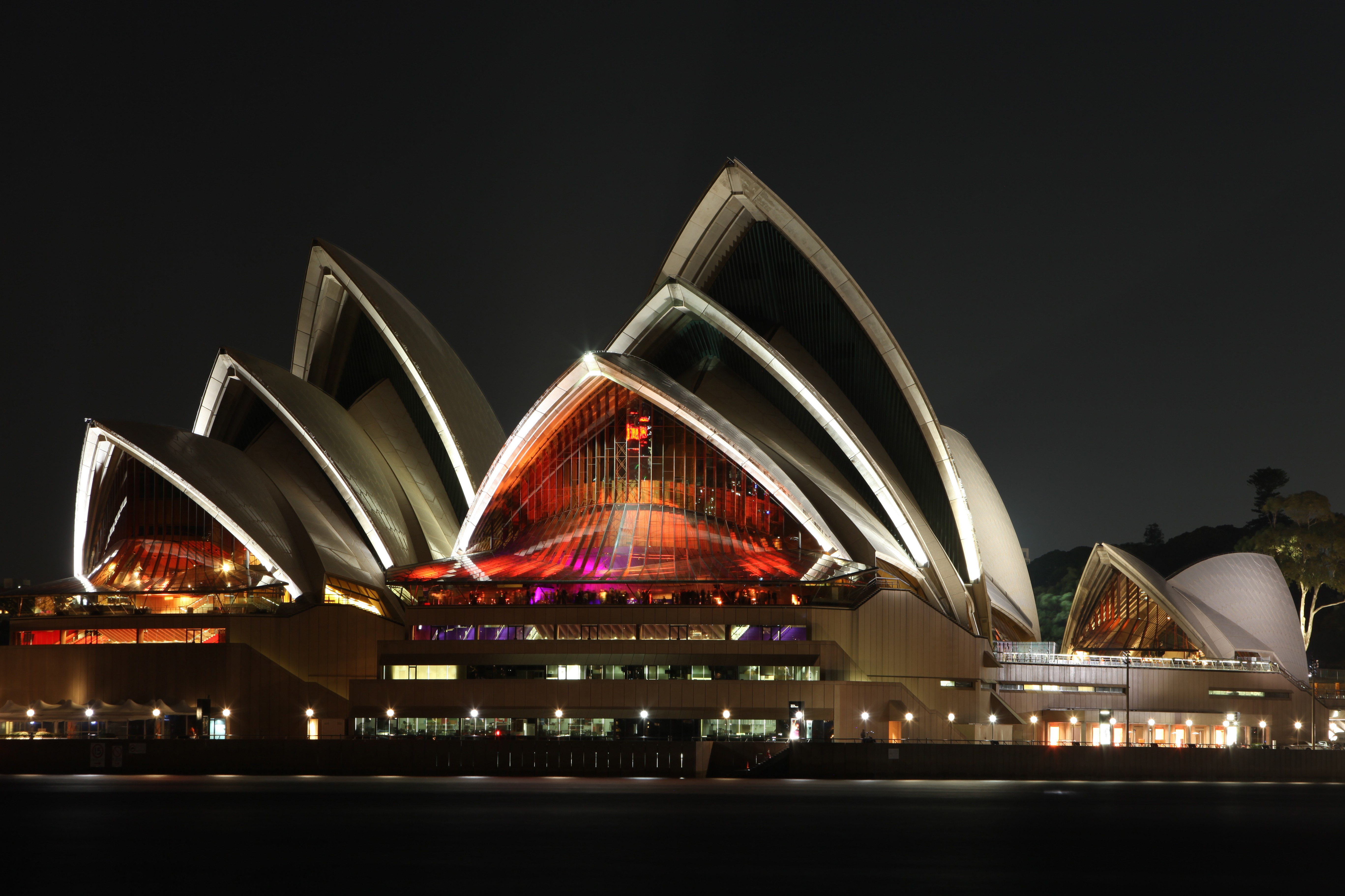 Opera House at Night - 44+ Pictures Of Sydney Opera House At Night  PNG