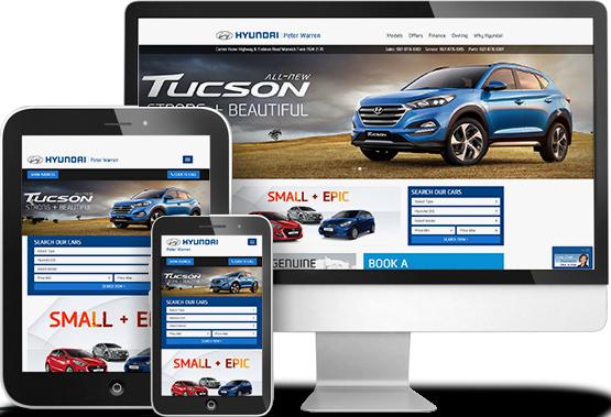 Enterprise—Hyundai Australia Dealer Network Solution