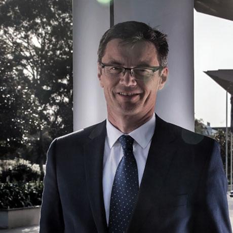 Oliver Mann—Director of Marketing