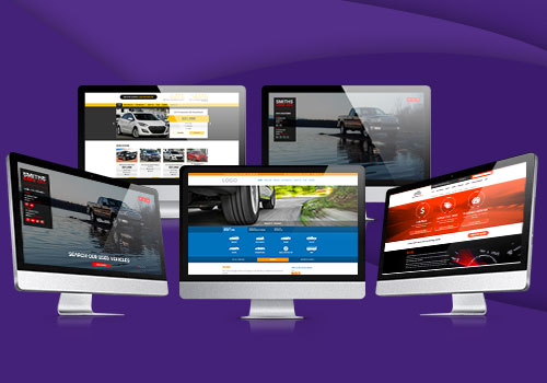 Upgrade today to a Dealer Solutions Independent Website!