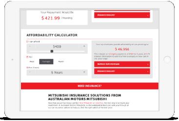 Affordability Calculator_Franchise Website
