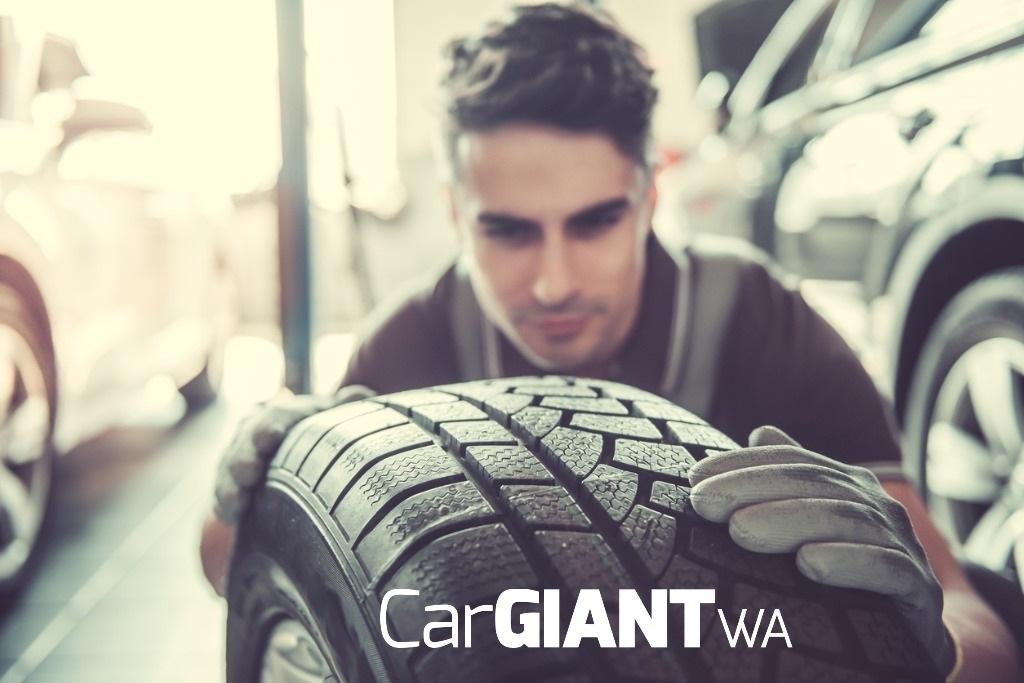 Car Giant WA Free Tyre Service