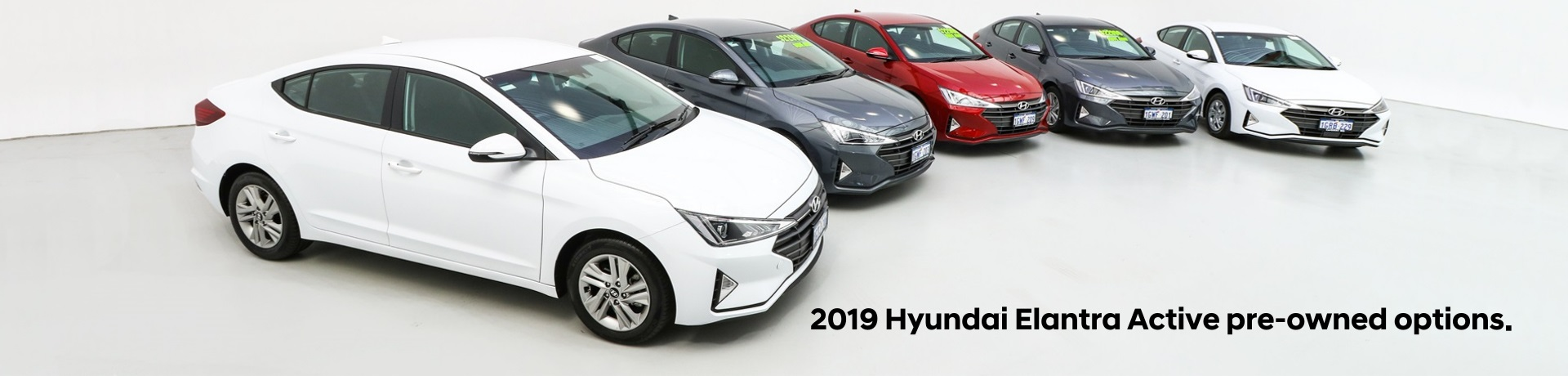 Hyundai Elantra Pre -Owned at Car Giant WA