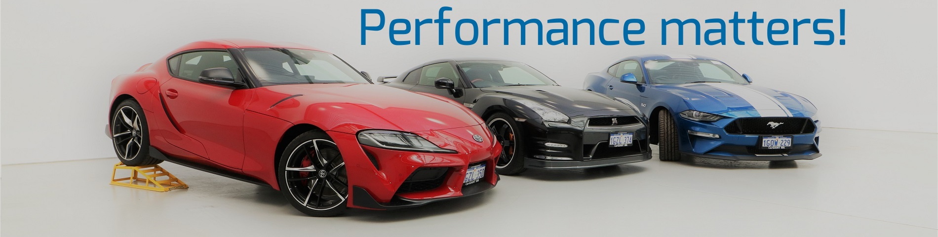 Performance matters at Car Giant WA