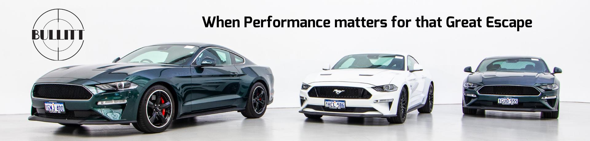 2019 Mustang-Bullitt Coupe