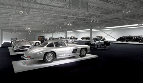 "Celebrity Car Collections ""Ralph Lauren"""