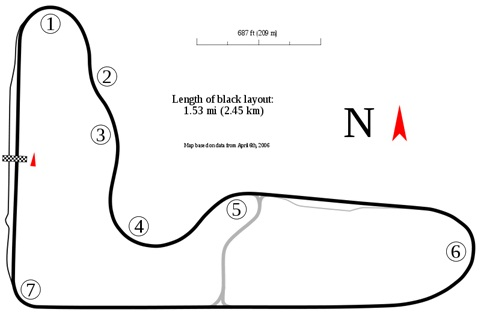 Barabagello Raceway Perth