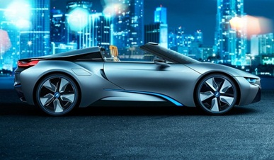 BMW Hybrid Concept