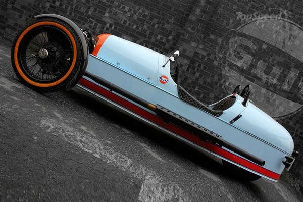 Morgan 3 Wheeler Gulf Edition