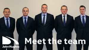 john hughes vw sales team