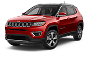 Jeep Compass at John Hughes Jeep