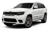 Jeep Grand Cherokee SRT at John Hughes Jeep