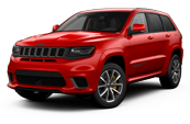 Jeep Grand Cherokee Trackhawk at John Hughes Jeep