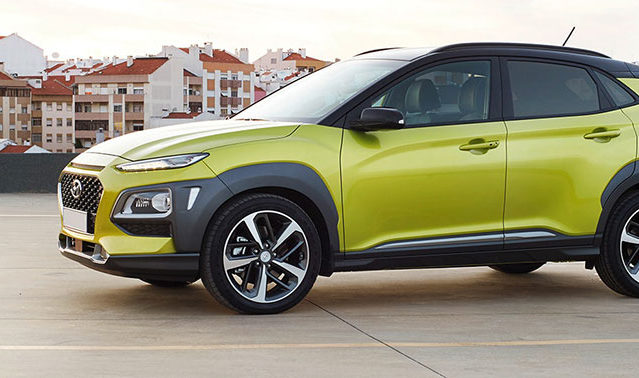 Hyundai Kona - Arriving October 2017 - John Hughes