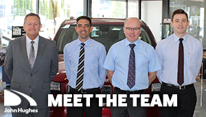 Jeep Dealership Team At John Hughes