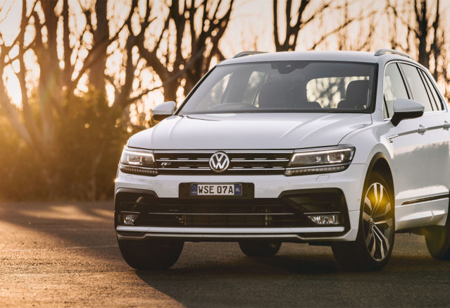 Experience The Driving Difference With The New Volkswagen Tiguan