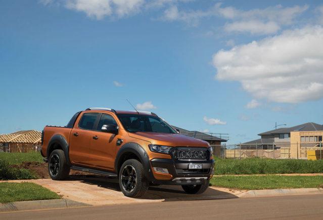 b956766454 Tickford Enhanced Ford Ranger - John Hughes