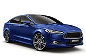 blue-ford-modeo-car-model