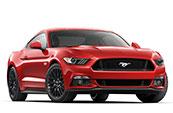 tickford-red-mustang-car-model
