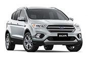 ford-escape-silver-car-model