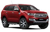 ford-everest-red-car-model