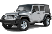 jeep-wrangler-silver-car-model