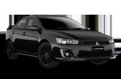 black-mitsubishi-lancer-car-model