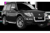 mitsubishi-pajero-black-car-model