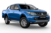 mitsubishi-triton-blue-car-model