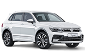 VW-tiguan-white-car-model
