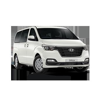 Hyundai-iMax-Van-White-Front