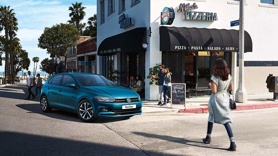New Volkswagen Polo Perth John Hughes Volkswagen